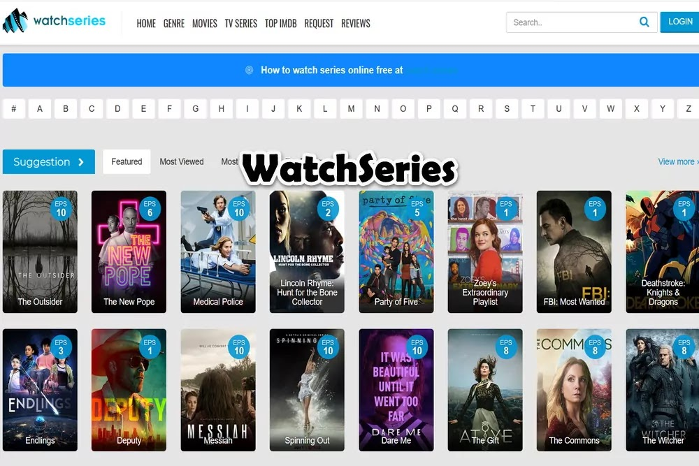 The watch series tv