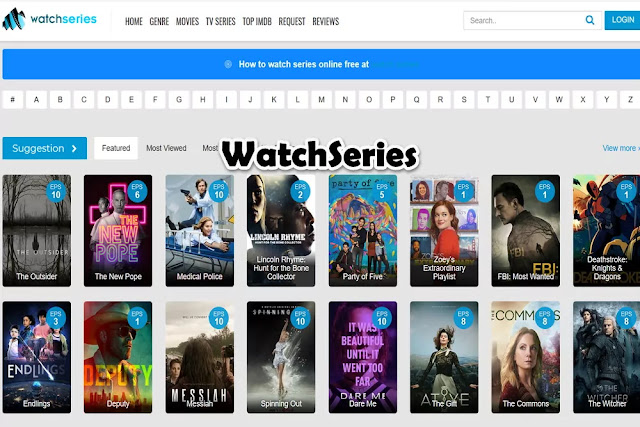 WatchSeries : Watch TV Online Free Streaming