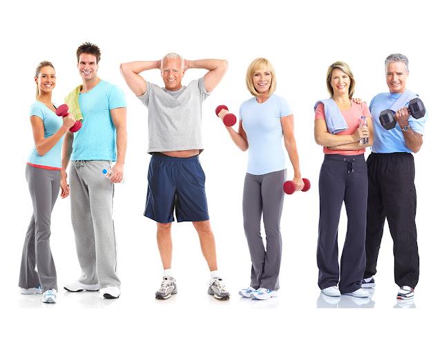 SALUD: Estiramientos y ejercicios cardiovasculares mejoran la resistencia y la capacidad física.