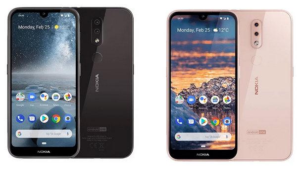 """Smartphone """"Google Assistant"""" Nokia 4.2 Resmi Meluncur di Indonesia, Harganya?"""
