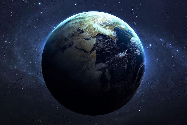 Движението на земята е променено в резултат от социалната изолация