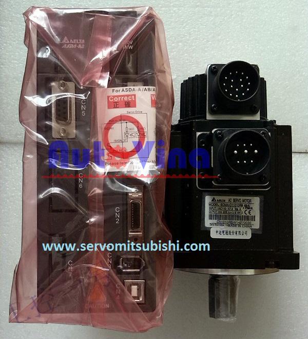 Nhà phân phối, tổng đại lý bán AC Servo Delta ASD-A2-1521-L, ECMA-E11315SS, ECMA-E11315RS