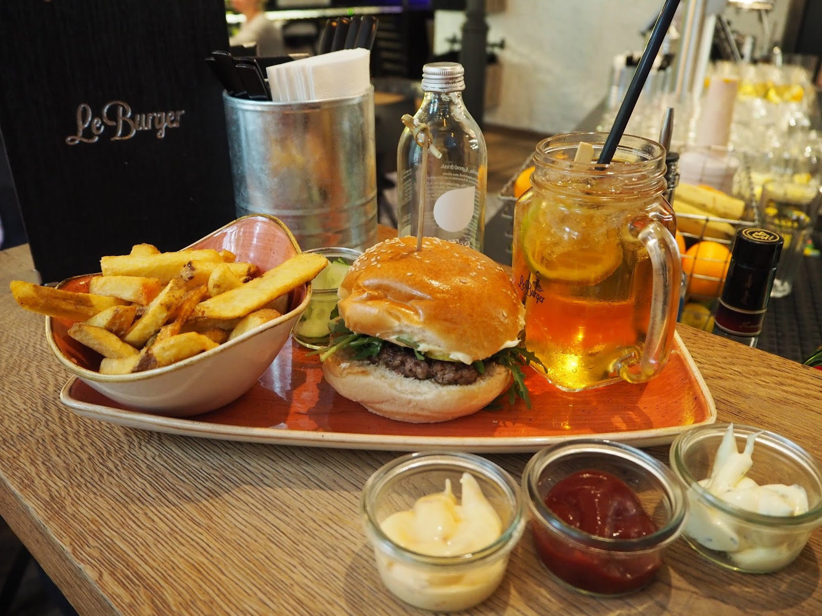 le burger in vienna