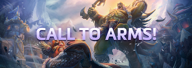 Evento de Heroes of the storm: Call to Arms