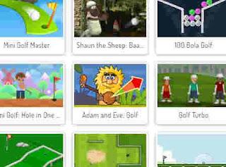Game Golf Online
