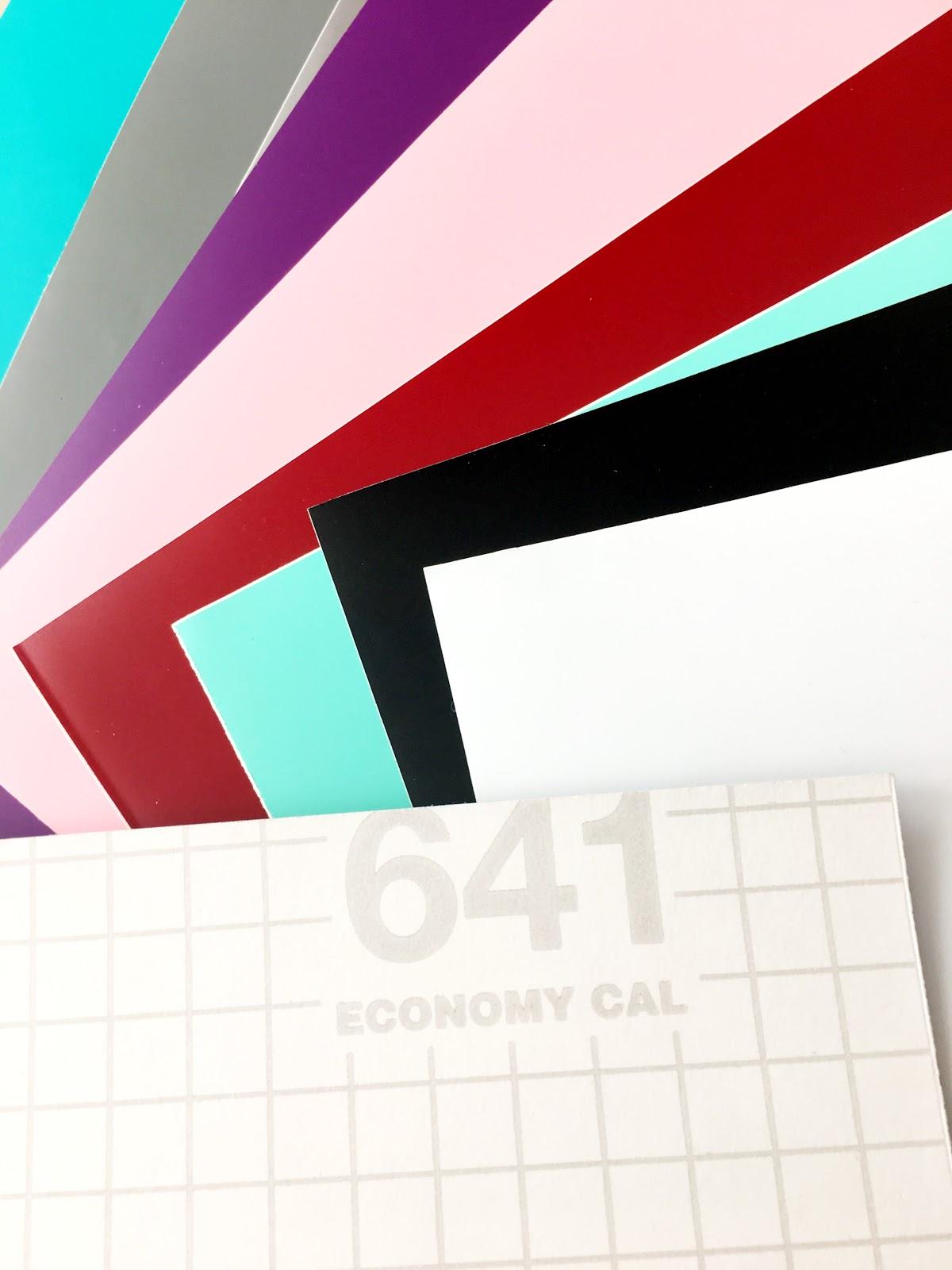Oracal 641: Matte Permanent Vinyl (Best Silhouette CAMEO Cut
