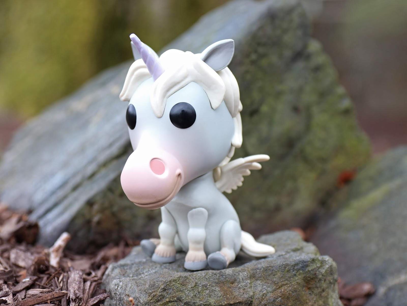 pixar onward funko pop collection unicorn