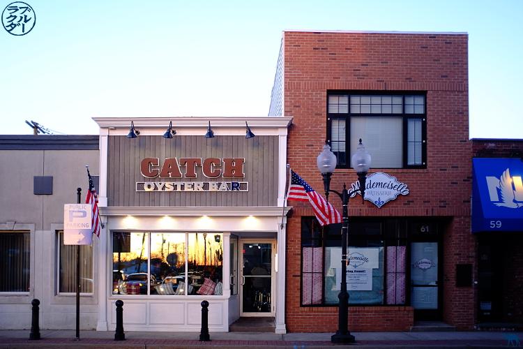 Le Chameau Bleu - Restaurant à Patchogue The Catch Oyster Bar  - Adresses sur Long Island New York