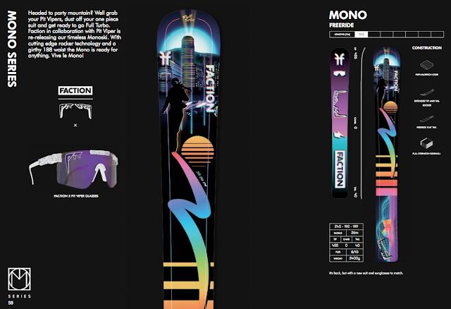 monoski vive le mono 2020