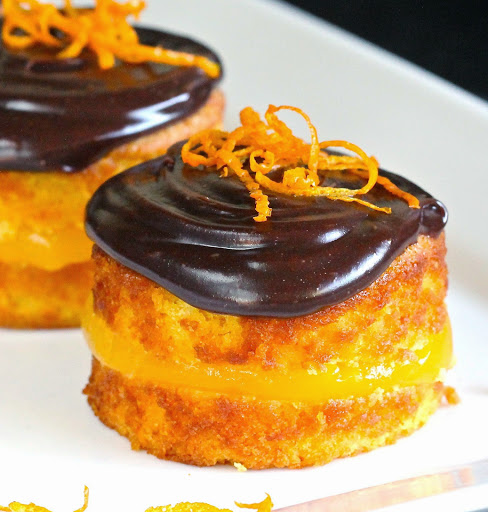 Boiled Clementine Cake