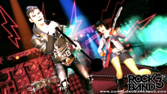 Rock Band 3 [Jtag/RGH] - Download Game Xbox New Free