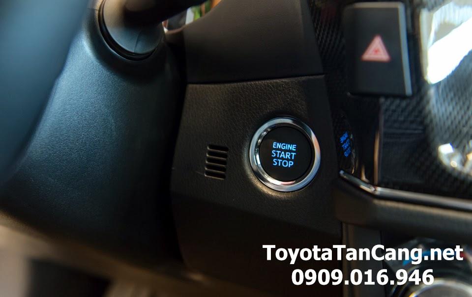corolla altis 20 v toyota tan cang 36 - Đánh giá Toyota Corolla Altis 2.0V CVT 2015 - Giá trị đến từng chi tiết - Muaxegiatot.vn