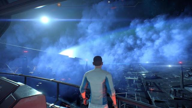 personaje en la galaxia Andromeda en Mass Effect Andromeda, el videojuego de BioWare