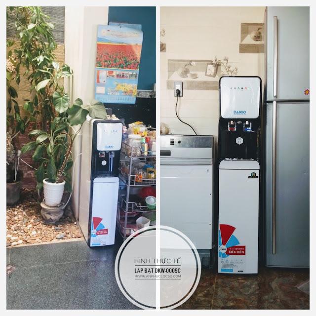 Máy lọc nước nóng lạnh Daikio DKW-00009C