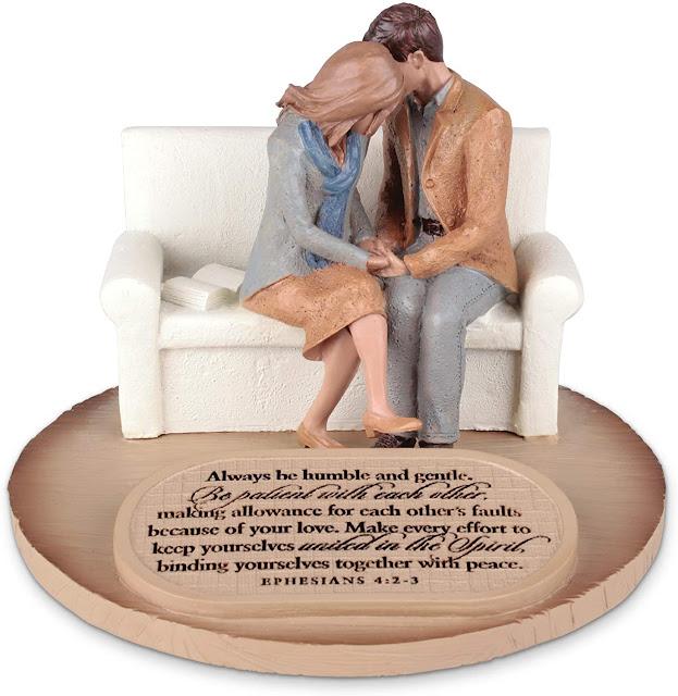 Prayer Figurine