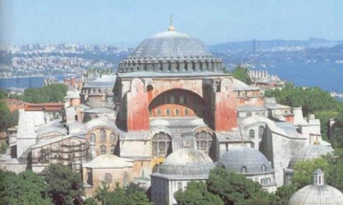 Απόφαση-έκπληξη των Τούρκων για την Αγία Σοφία εν όψει της μαύρης επετείου της Άλωσης