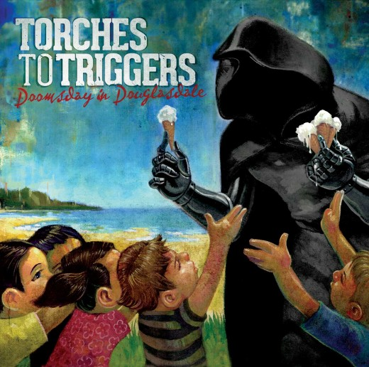 <center>Torches To Triggers streaming new album 'Doomsday'</center>