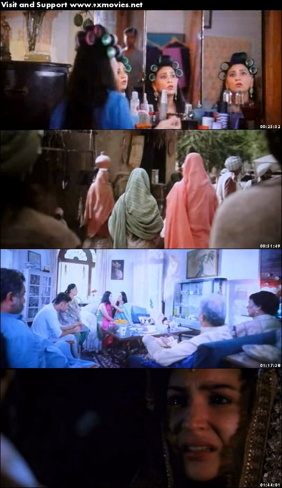 Phillauri 2017 Hindi DVDScr x264 700MB Audio Cleaned