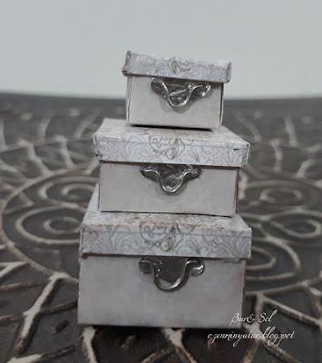 Minyatür Kutular