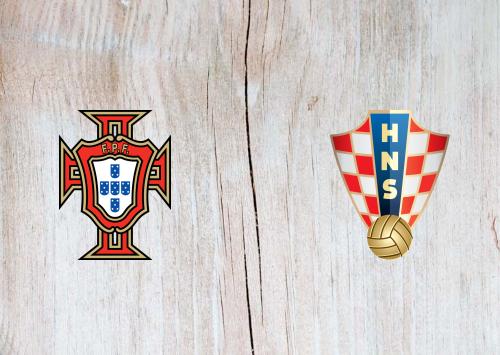 Portugal vs Croatia -Highlights 05 September 2020