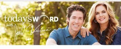 Brag on Him Today by Joel Osteen