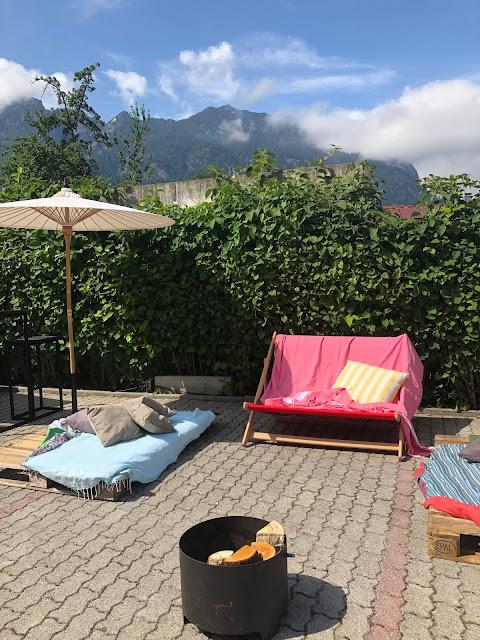 Chill Area, Sommer-CocktailNacht 4.0, Cocktailnight, 4Eck Garmisch-Partenkirchen, Peter Laffin, Uschi Glas, Sven Karge, WNDRLX, PURE Resort Pitztal, Tirol, Nacht der Freundschaft, Garmisch-Partenkirchen, GAPA Events