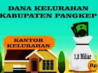 Wow, Tahun 2020 Kelurahan di Kabupaten Pangkep Bakal Kelola Anggaran 1 Miliar Lebih
