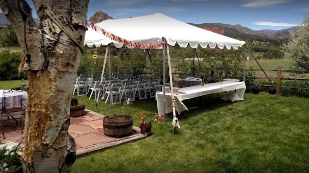 Garden Of The Gods Colorado Wedding Venues