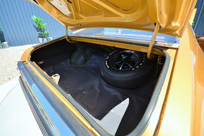 Ford Torino boot