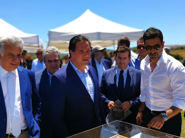 Ι. Μαλτέζος: Επένδυση άνω των 400 εκατομμυρίων ευρώ και 1400 θέσεις εργασίας στην Ερμιονίδα
