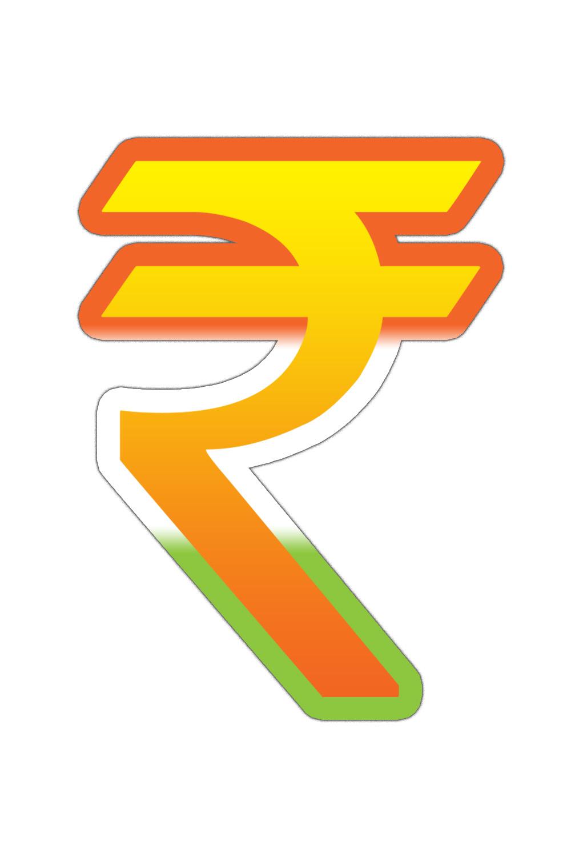 Rupee Symbol Freebek