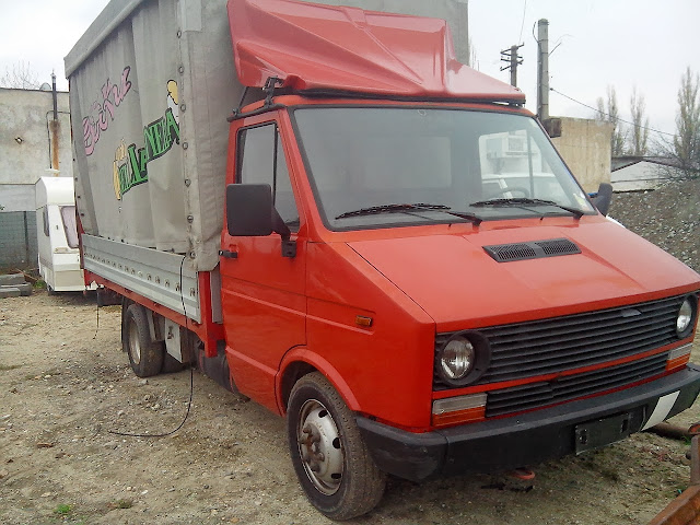 Vand Iveco Turbo Daily