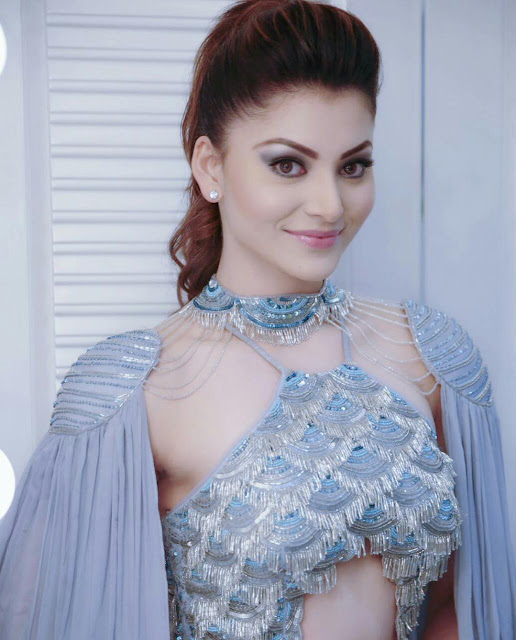 Urvashi Rautela Hot HD Sexy Wallpapers in Blue 2020