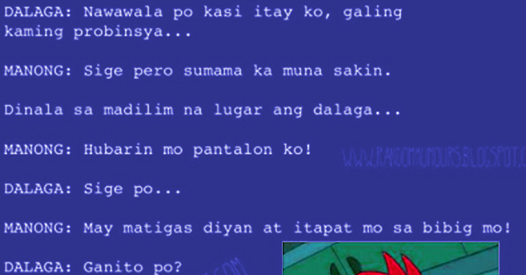 Dalagang nawalay sa kanyang Itay