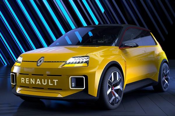Renault 5 2022