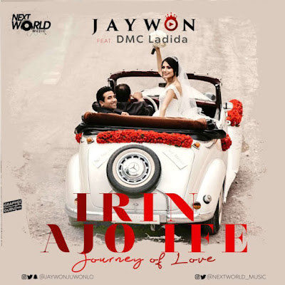 """Talented indigenous singer Jaywon starts up his 2020 with a brand new inspirational single titled """"Irin Ajo Ife (Journey Of Love)"""" featuring DMC Ladida."""