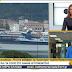 Υγειονομική πύλη για τον κορωνοϊό στο λιμάνι της Ηγουμενίτσας (video)