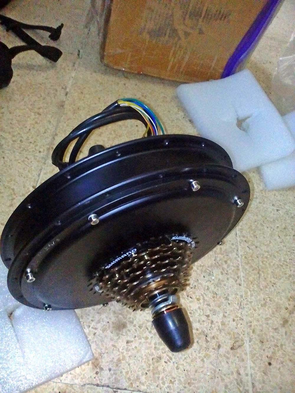 motor sepeda listrik
