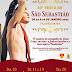 Filadélfia: Confira programação da 9ª noite do novenário da Festa de São Sebastião.