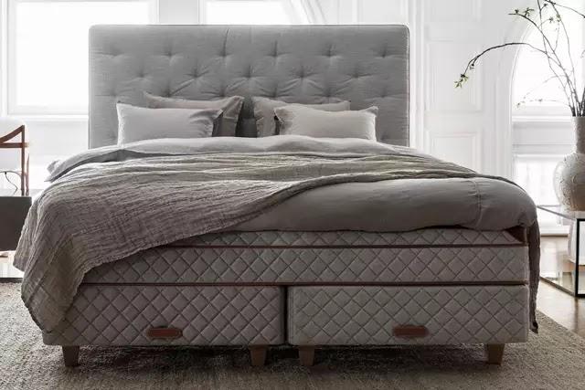İsveç'in en değerli markalarından biri olan DUX, 1926 yılından beri yatak üretmektedir.