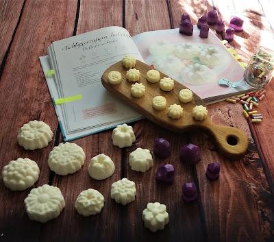 Kule, mydło i balsam, czyli zabawy kosmetyczne :)