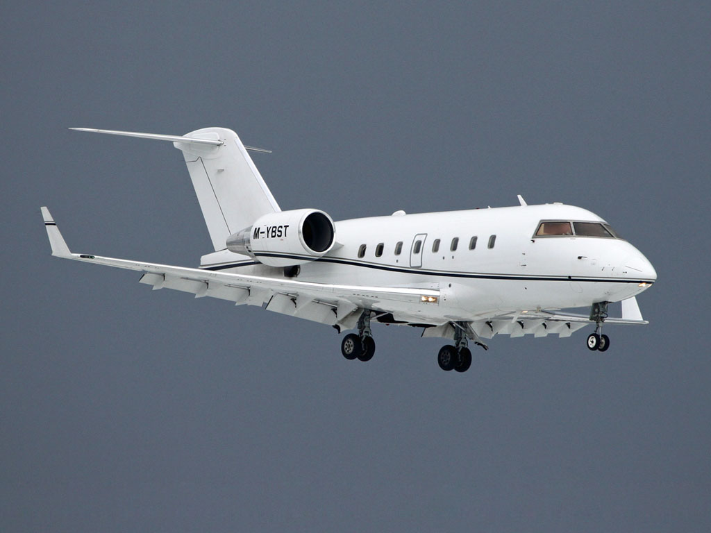 Wallpapers Challenger 604 Aircraft Wallpapers
