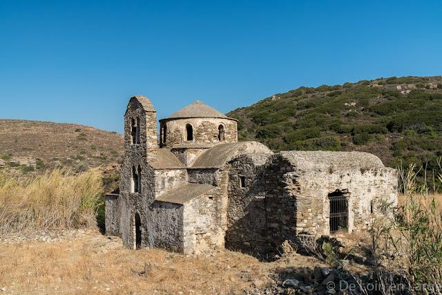 Agios Mamas-Naxos-Cyclades