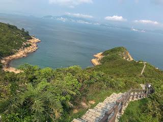 north lookout pavilion, cheung chau