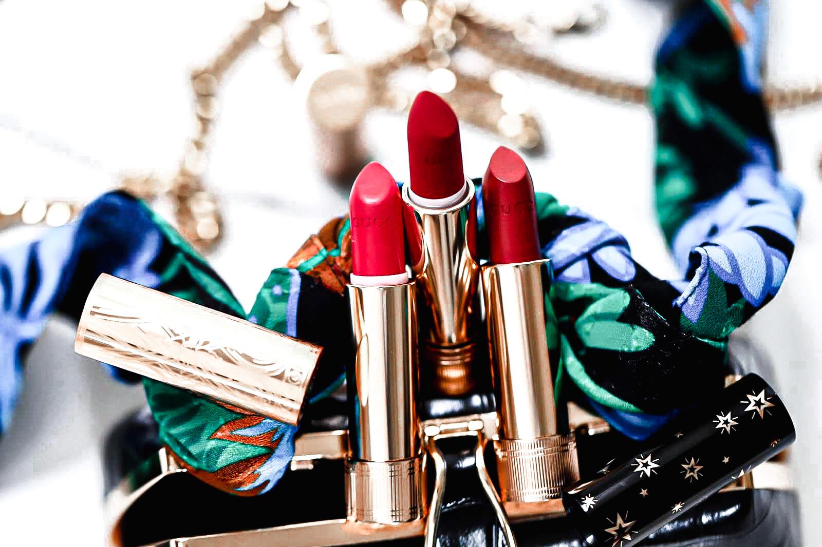 Gucci Rouge A Lèvres revue