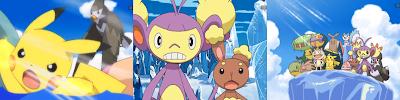 Pokémon - Temporada 11 - Corto 1: La Gran Aventura En Hielo De Pikachu (Disponible solo en idioma Japones)