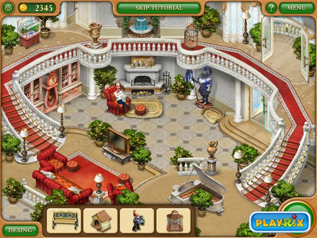Gardenscapes 2 image du jeu