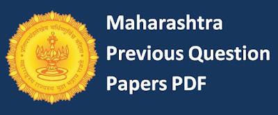 Maharashtra Previous Papers