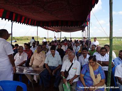 Thiruvallur Plots - Gomathi Amman Nagar - Image #28