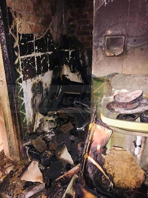 السيطرة على حريق منزل بإخميم في سوهاج ولا خسائر فى الأرواح